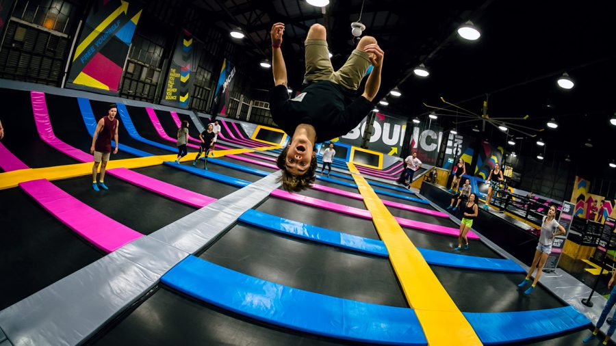 5 Best Trampoline Parks in Singapore | To Put On To Do List [2021]