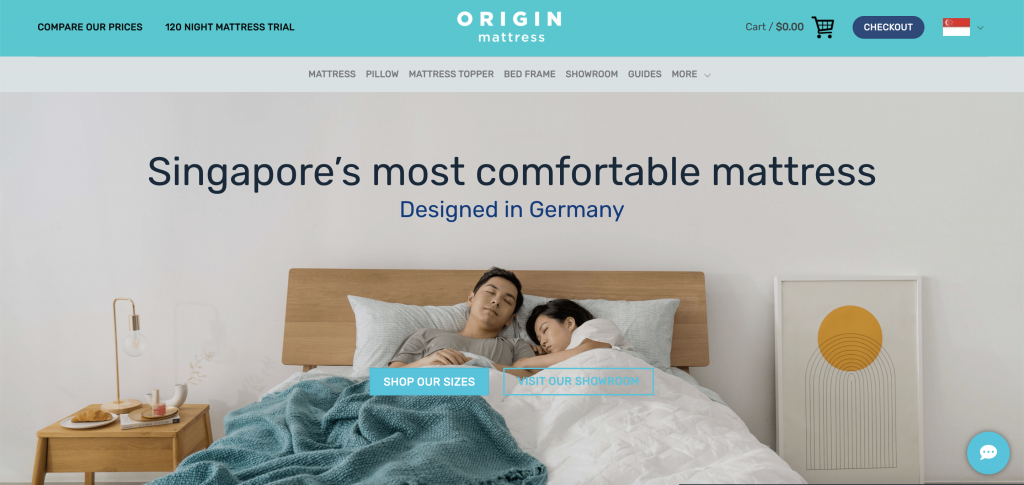 Cloud-like nights came to me as a gift with Origin Mattress. With Origin Mattress, I don't have to worry now about turning endlessly through my sleep.
