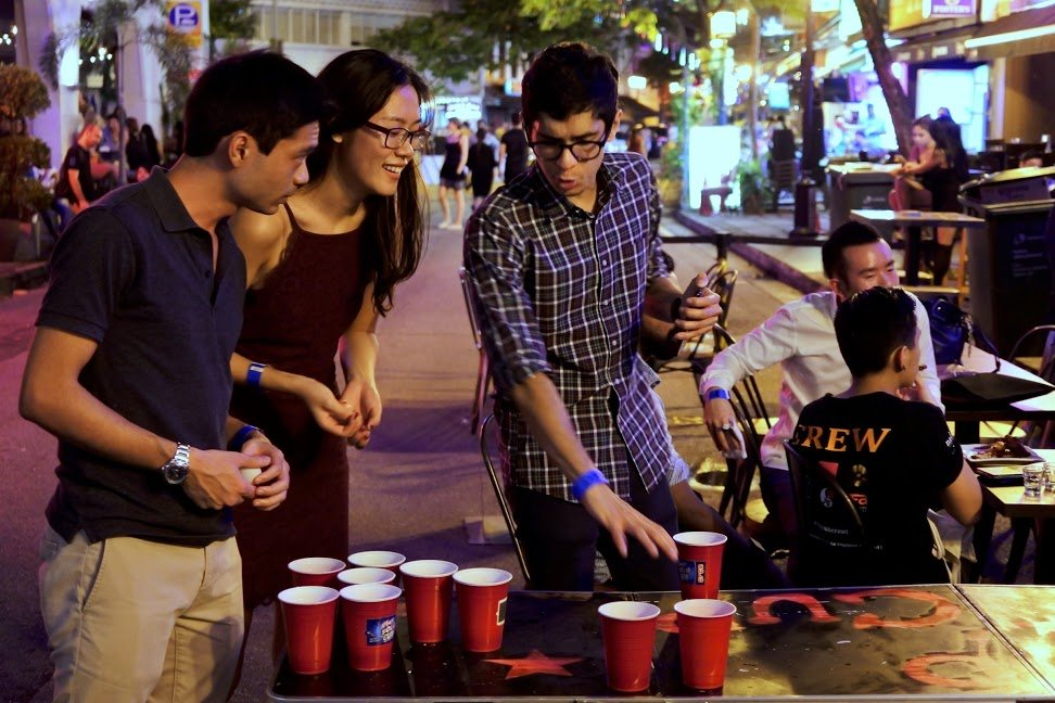 10 Best Drinking Games in Singapore | Keep Your Party Going[2021]