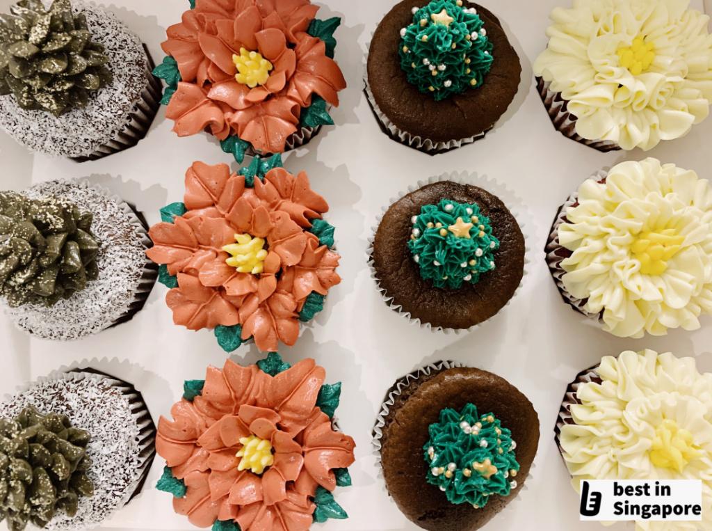 The Good Cupcake Singapore