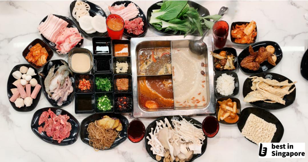 GoroGoro Steamboat Buffet: Quality Food & Service