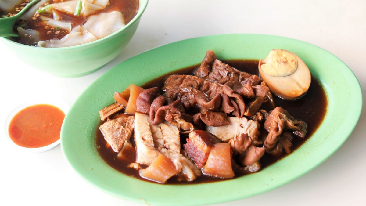 10 Best Kway Chap Places in Singapore [2021]