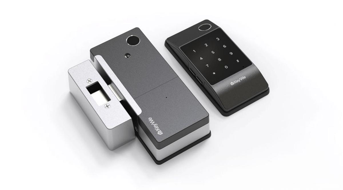 My Digital Lock: Modern Smart Damian Lock