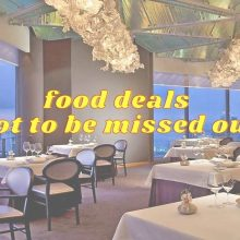 Best Dining Deals in Singapore