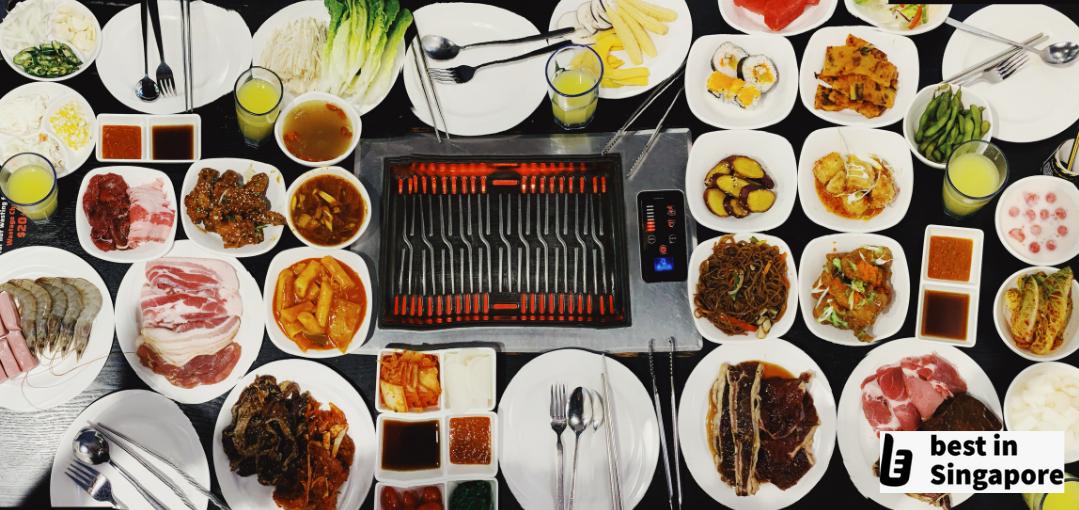 I'm Kim Korean BBQ: Value-For-Money Buffet