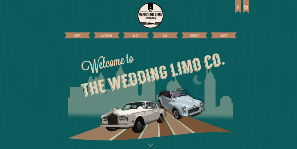 The wedding limo - Best in Singapore