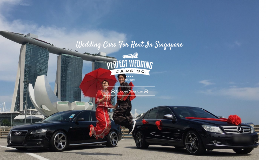 Perfect Wedding Cars - Best in Singapore