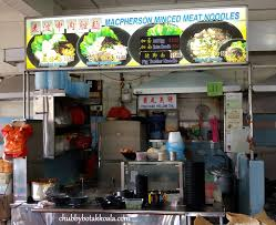 Macpherson Minced Meat Noodles - Home   Facebook