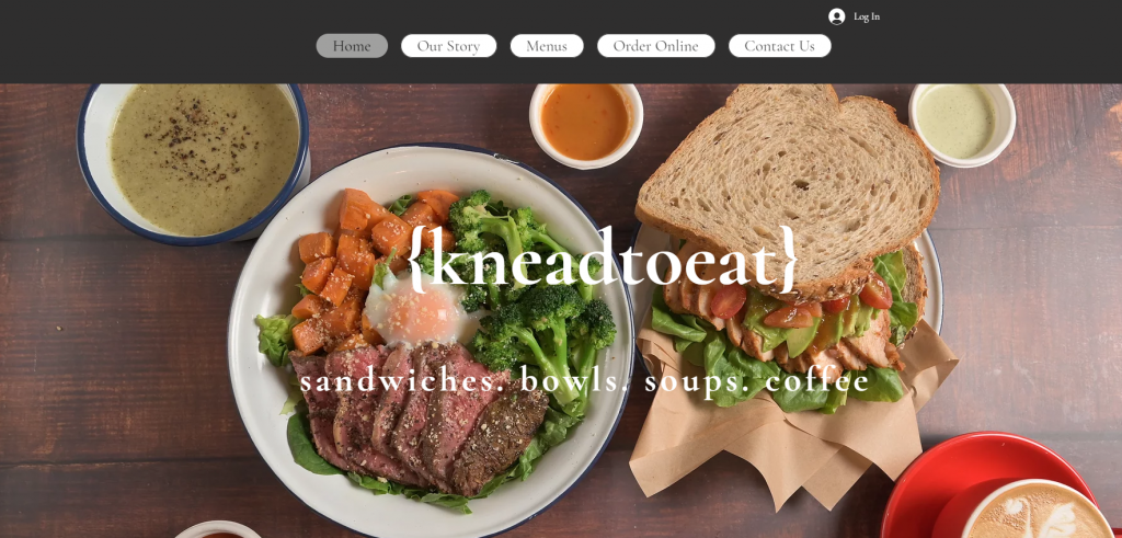 Knead to Eat