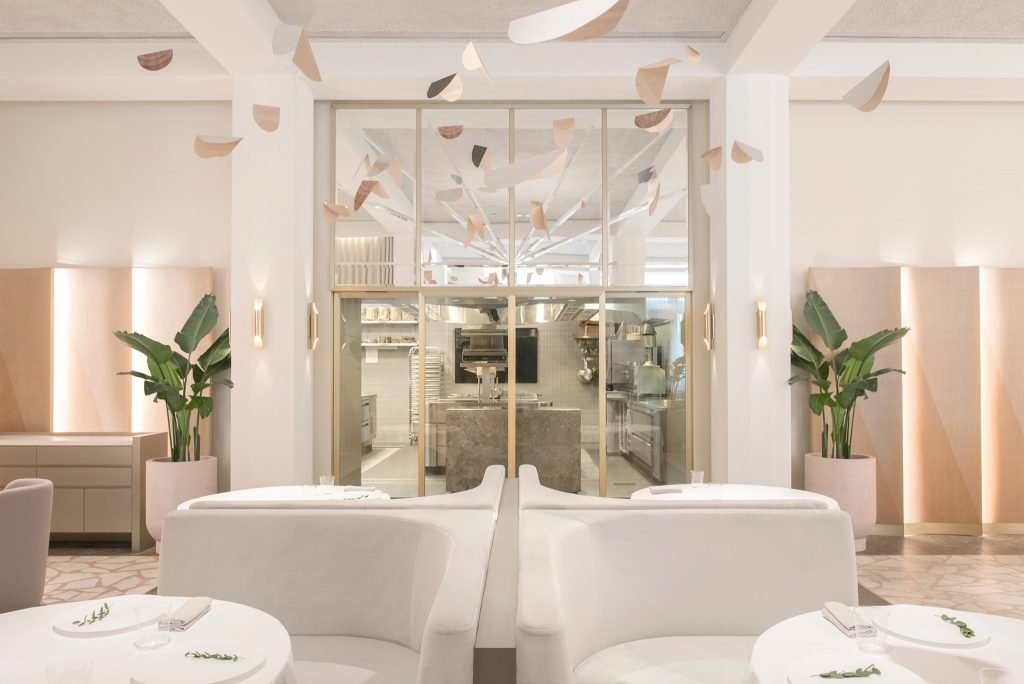 Odette   Best Romantic Restaurants Singapore