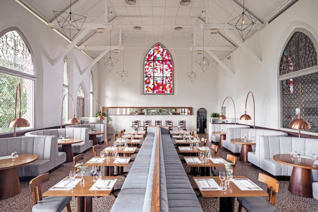 The White Rabbit | Best Romantic Restaurants Singapore