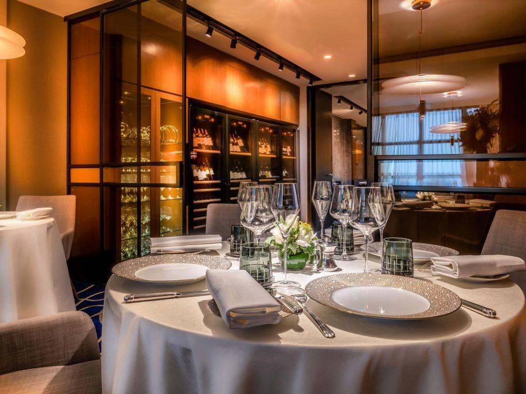 Best Romantic Restaurants Singapore