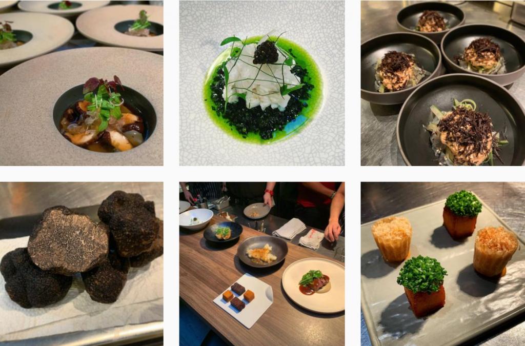 Restaurant Ibid   Best Romantic Restaurants Singapore