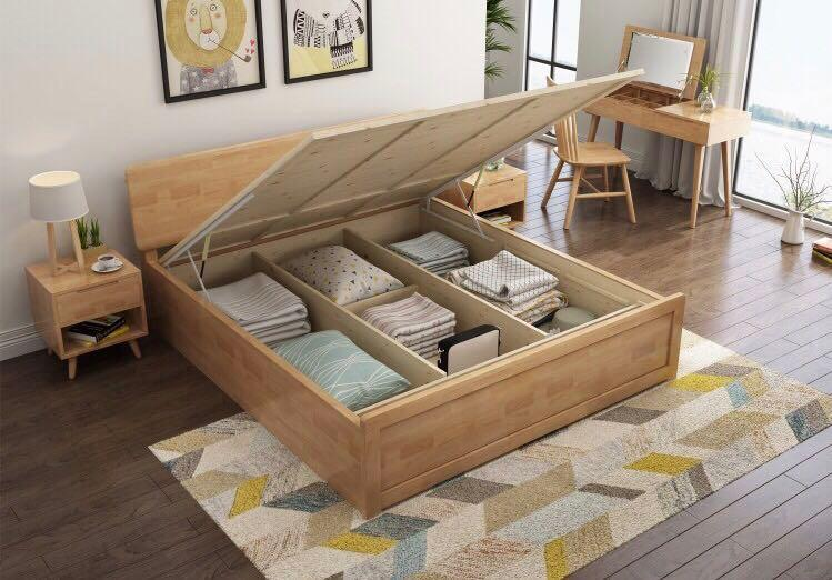 10 Best Storage Beds In Singapore You D, King Storage Bed Frame Singapore