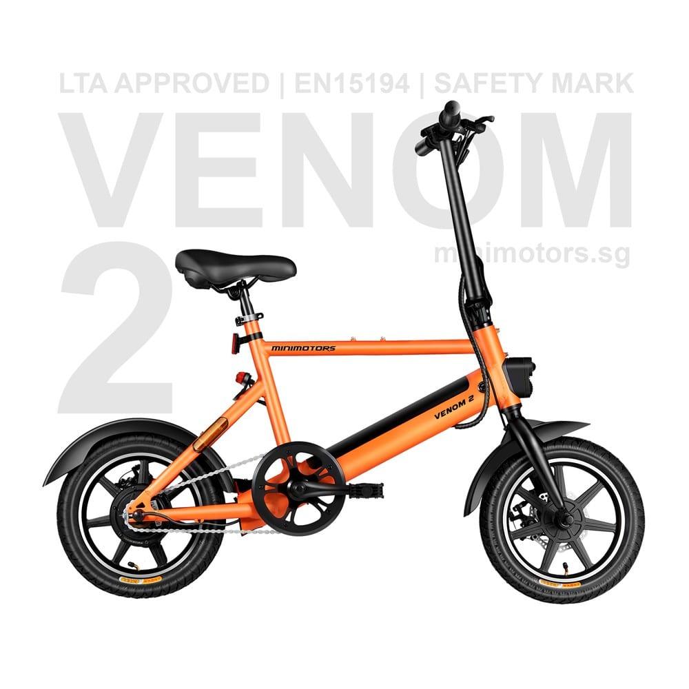 Venom 2 Electric Bike