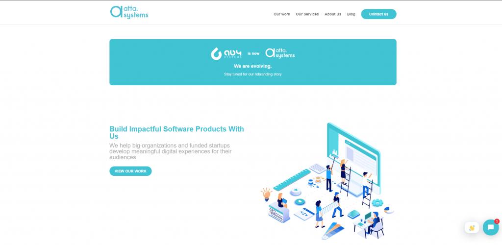 Atta System software development