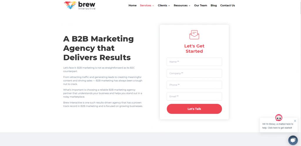 Brew Interactive
