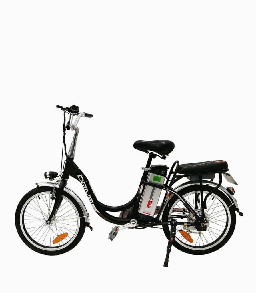 Eco-Drive Electric Bike