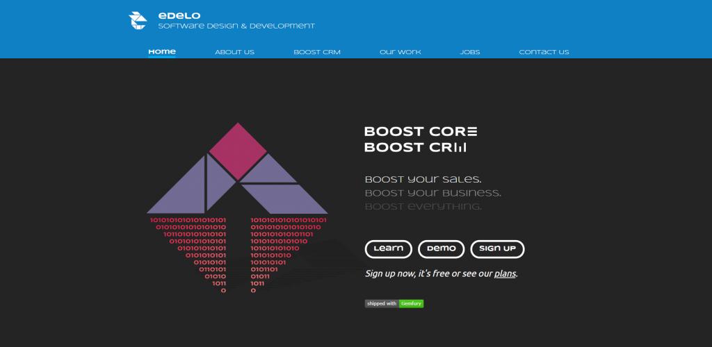 Edelo software company