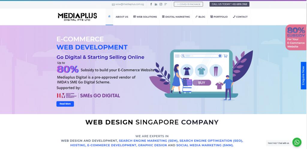 MediaPlus Designing