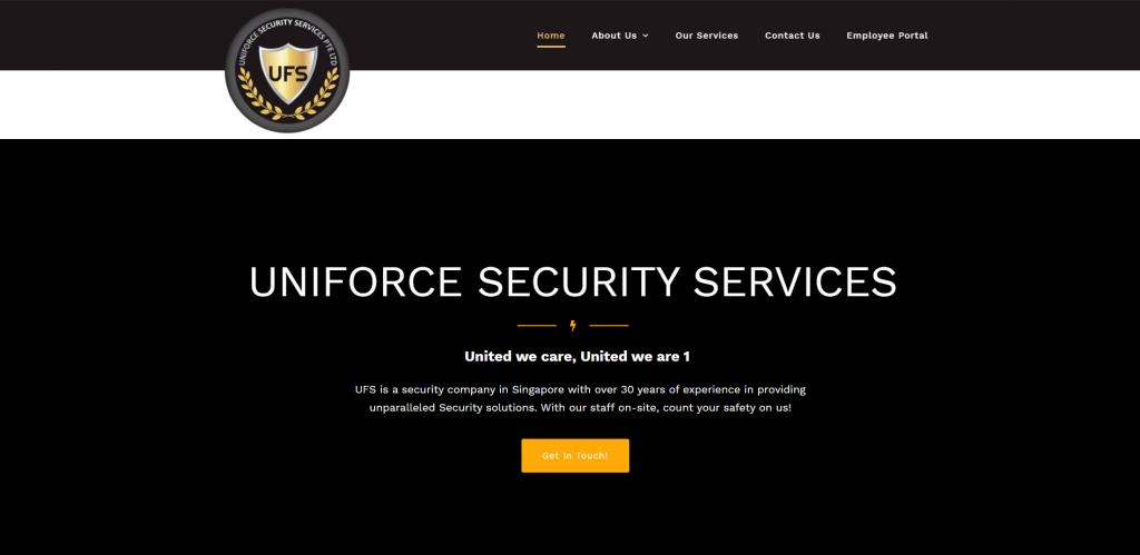 (Uniforce Security Services