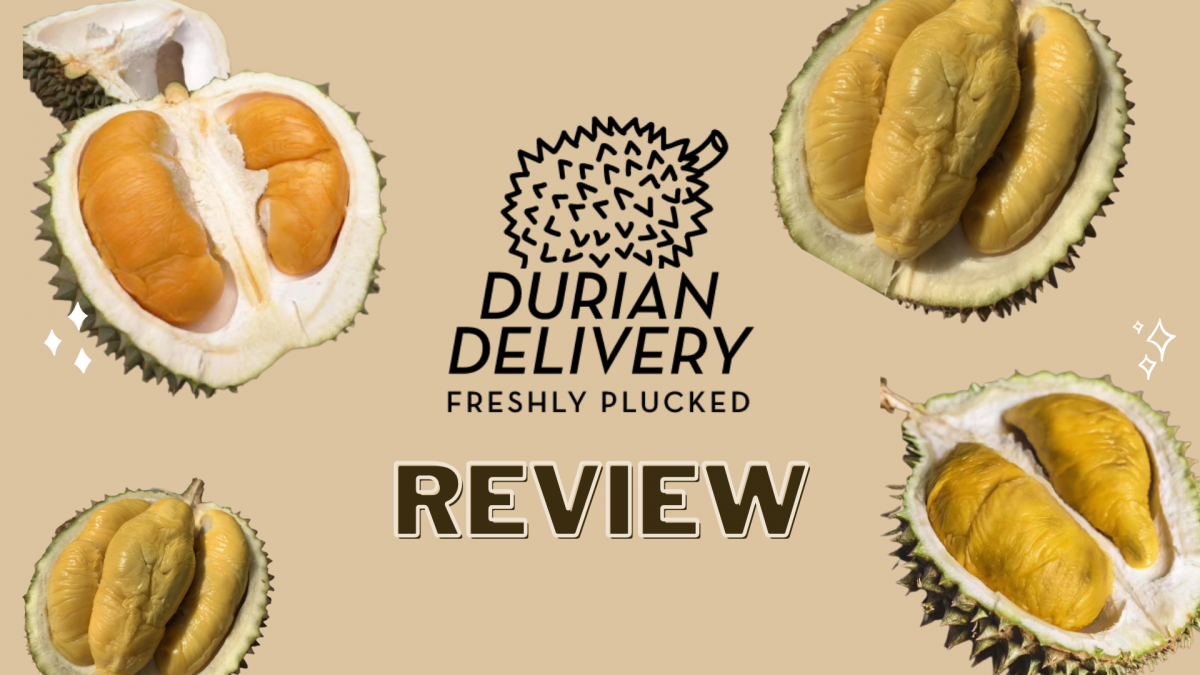 [Review] Get Fresh And High-Quality Durians With Durian Delivery [2021]