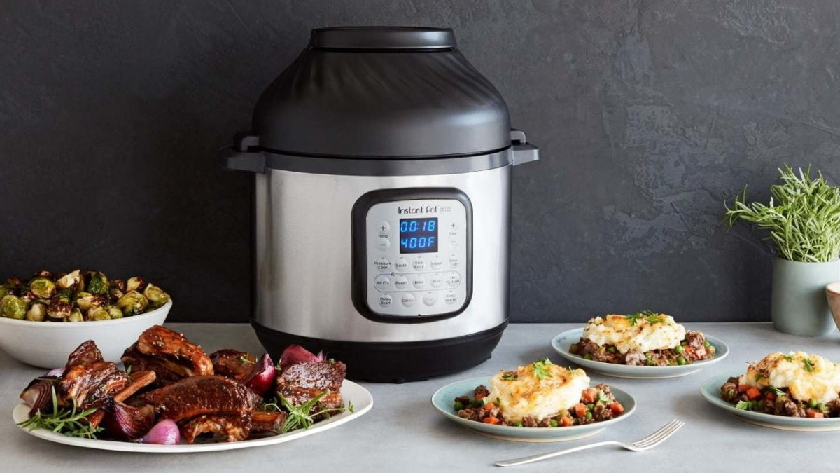 10 Best Instant Pots in Singapore For Easy Cooking [2021]