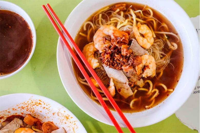 10 Best Prawn Noodles Stalls in Singapore to Slurp On
