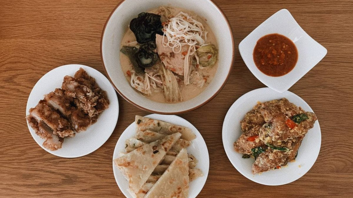 Review: Stay Home with Comfort Food From Hai Xian Lao [2021]