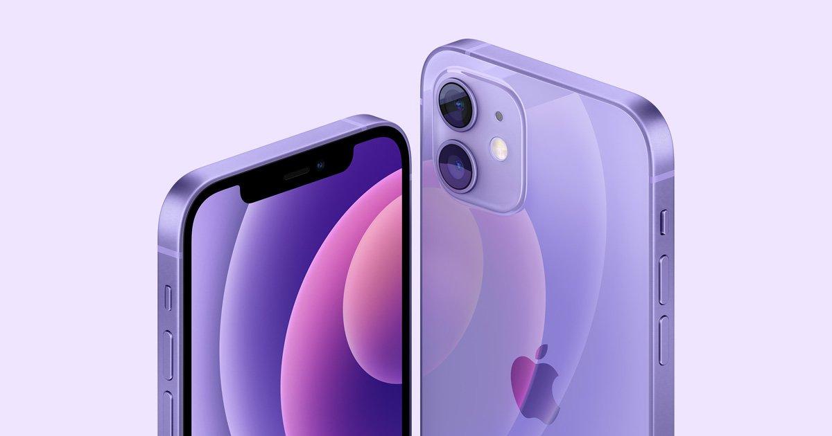 Latest Purple iPhone: Price and Specs 2021