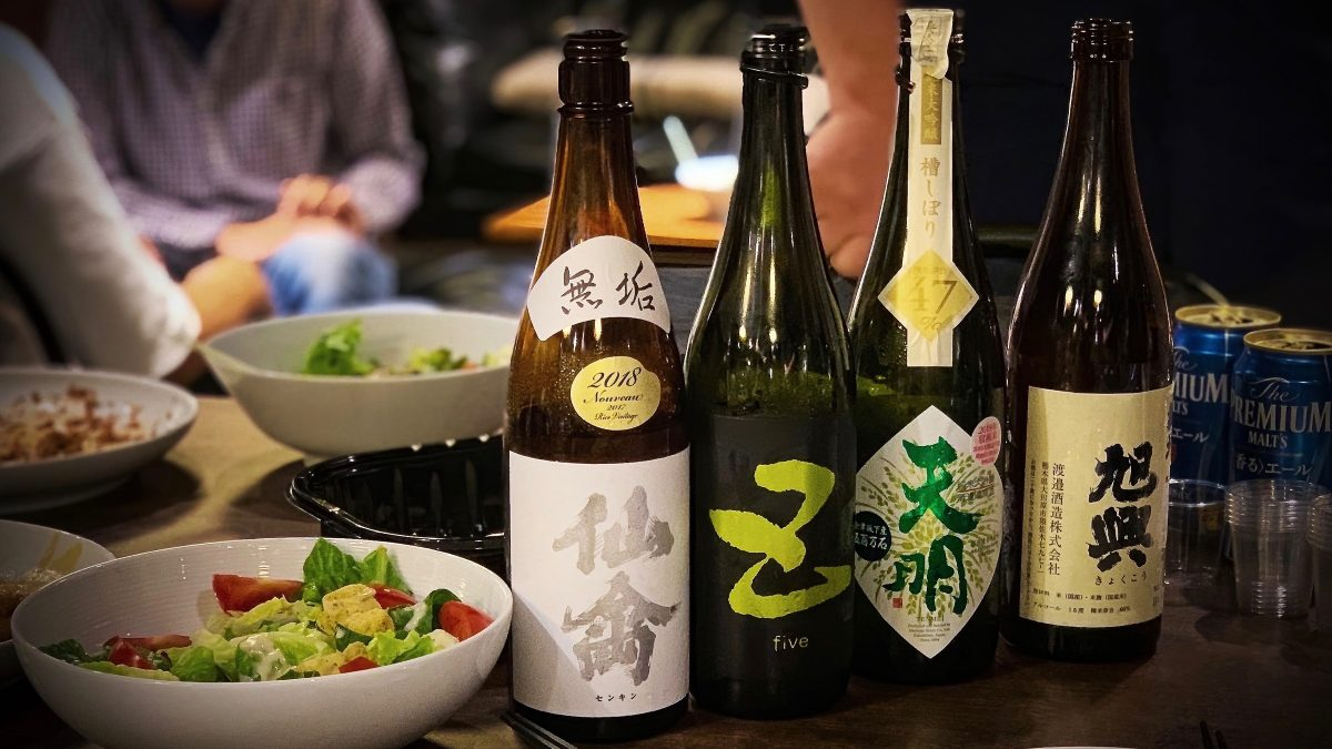 10 Best Sake Bars That Serve Only The Most Authentic Sake